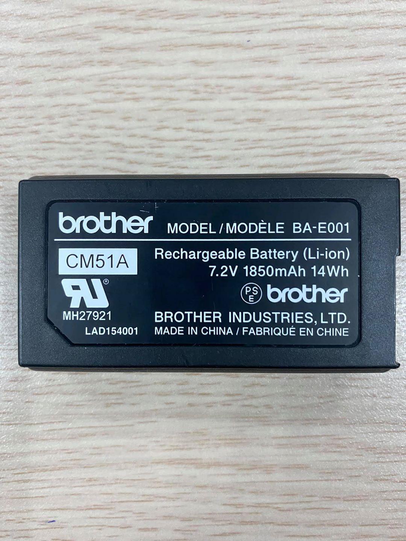 Pin cho máy in nhãn Brother