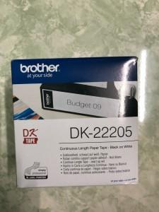 Nhãn in DK-22205